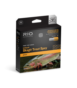 Rio Products Rio InTouch Skagit Trout Spey Shooting Head