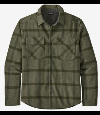 Patagonia Patagonia M's L/S Recycled Wool Shirt,
