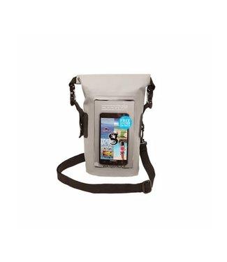 geckobrands geckobrands Waterproof Phone Tote with Belt Loop & Shoulder Strap Grey