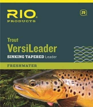 Rio Products Rio Trout Versileader 12Ft Sinking 3Ips