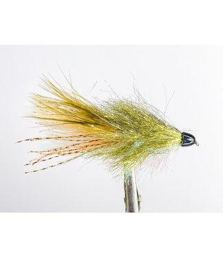 Coffey's Conehead Sparkle Minnow - Sculpin Sz 8