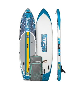 Bote Bote HD Aero Inflatable Stand Up Paddle Board,