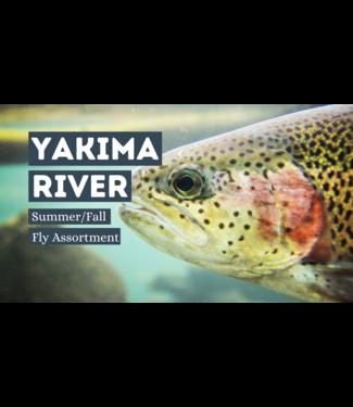 Gig Harbor Fly Shop Yakima River Summer/Fall Fly Assortment
