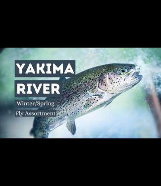 Gig Harbor Fly Shop Yakima River Winter/Spring Fly Assortment