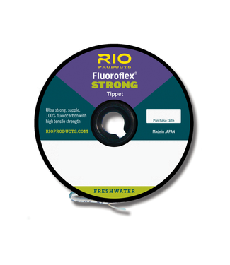 Rio Products Rio Fluoroflex Strong Fluorocarbon Tippet,
