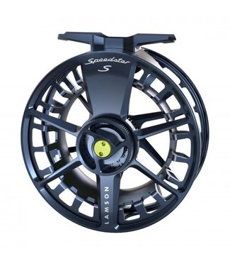 Waterworks-Lamson Lamson Speedster S-Series 9+ HD Reel Midnight
