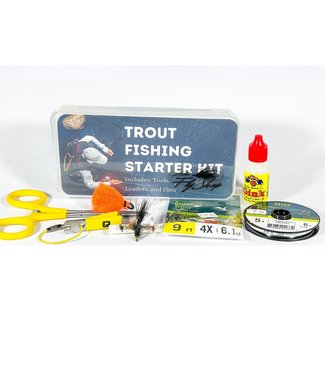 Accessory Starter Kit - Trout Fishing