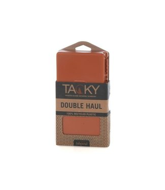 Tacky Tacky Double Haul Fly Box- Burnt Orange