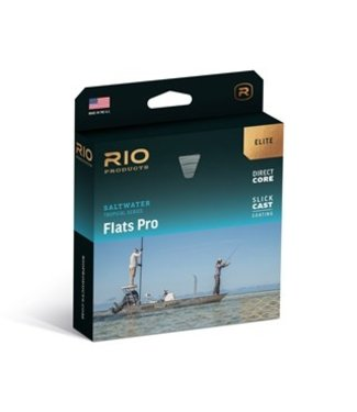 Rio Products Rio Elite Flats Pro Fly Line,
