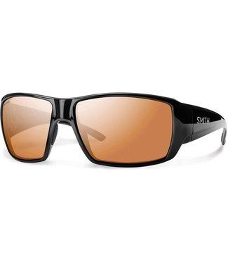 Smith Guide's Choice Black Polarchromic Glass Lenses Copper