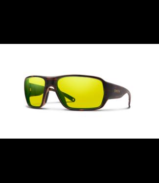 Smith Castaway Matte Tortoise Techlite Polarized Glass Lenses Low Light Ignitor