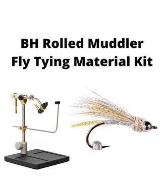 Gig Harbor Fly Shop Rolled Muddler Fly Tying Material Kit