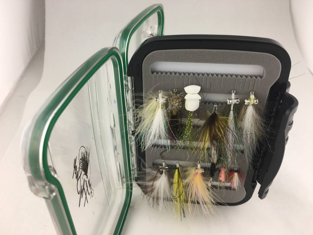 Gig Harbor Fly Shop GHFS Fly Assortment,
