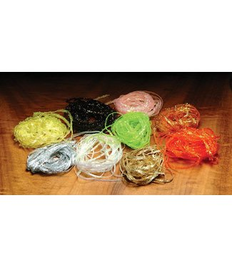 Hareline Dubbin Flat Diamond Braid,