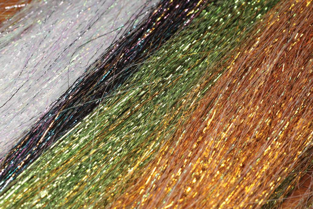 Hareline Dubbin Polar Flash,