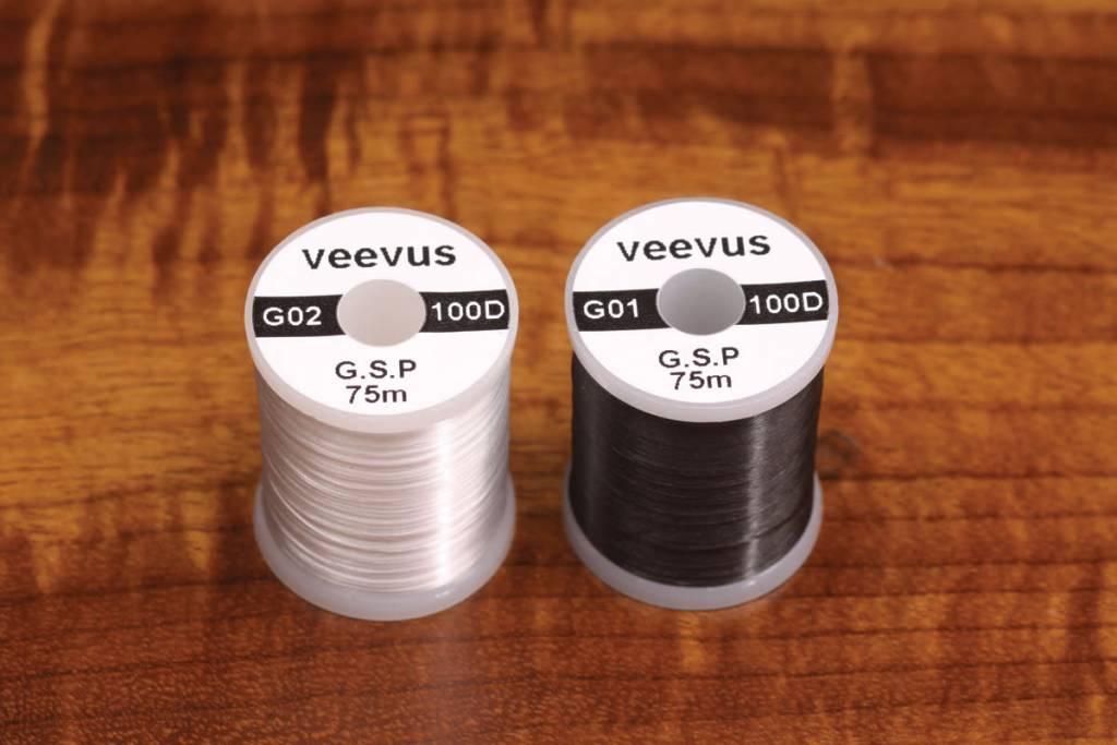 Hareline Dubbin Veevus GSP Thread,