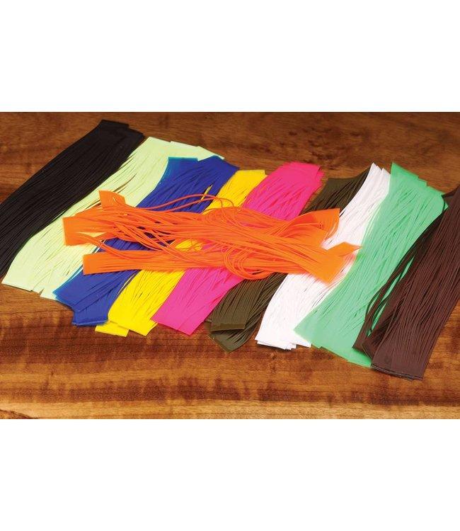 Hareline Dubbin Silicone Flutter Legs,