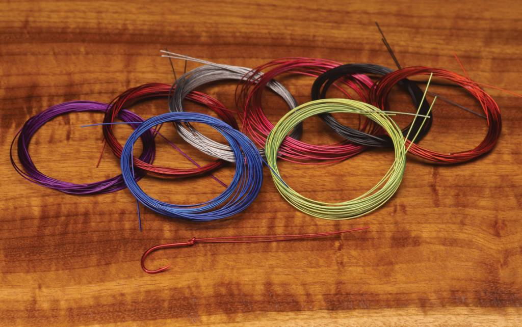 Hareline Dubbin Senyo's Intruder Trailer Wire,