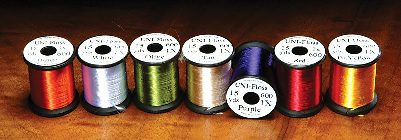 Hareline Dubbin Uni Stretch Nylon,