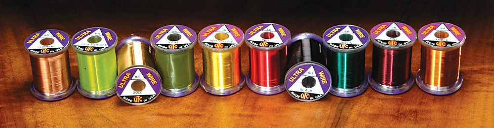 Hareline Dubbin UTC - Ultra Wire,