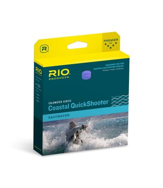 Rio Products Rio Coastal Quickshooter Fly Line,
