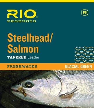 Rio Products Rio Salmon/Steelhead Glacial Green Leader,