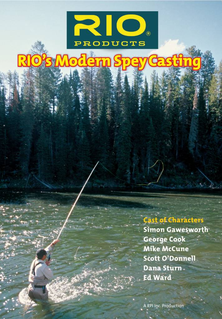 Rio Products DVD, Rio's Modern Spey Casting