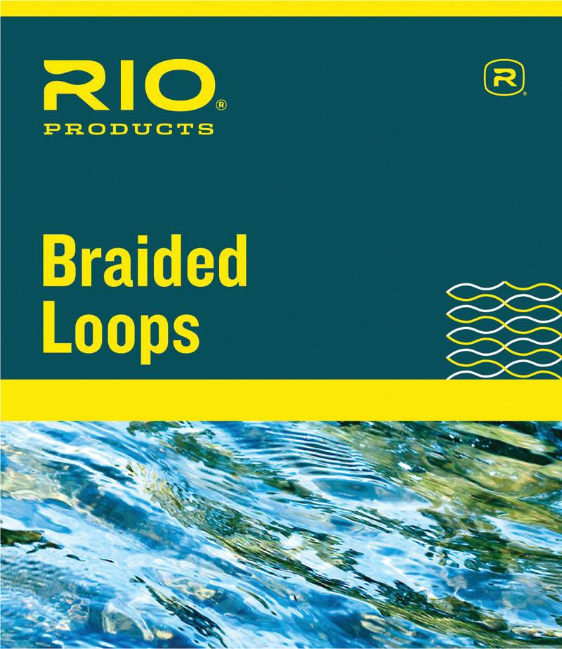 Rio Products Rio Braided Loops,