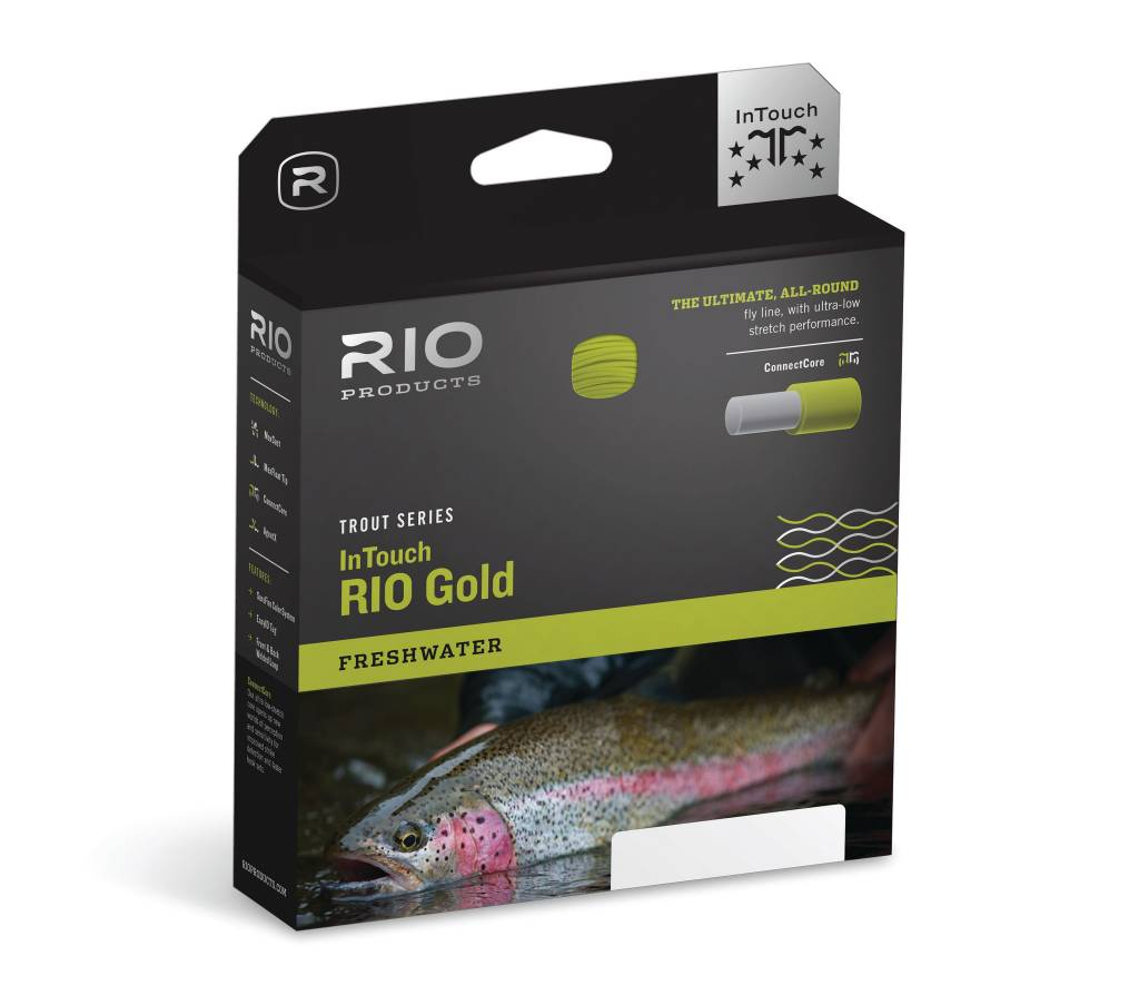 Rio Products Rio InTouch Gold Fly Line,