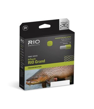 Rio Products Rio InTouch Grand Fly Line,