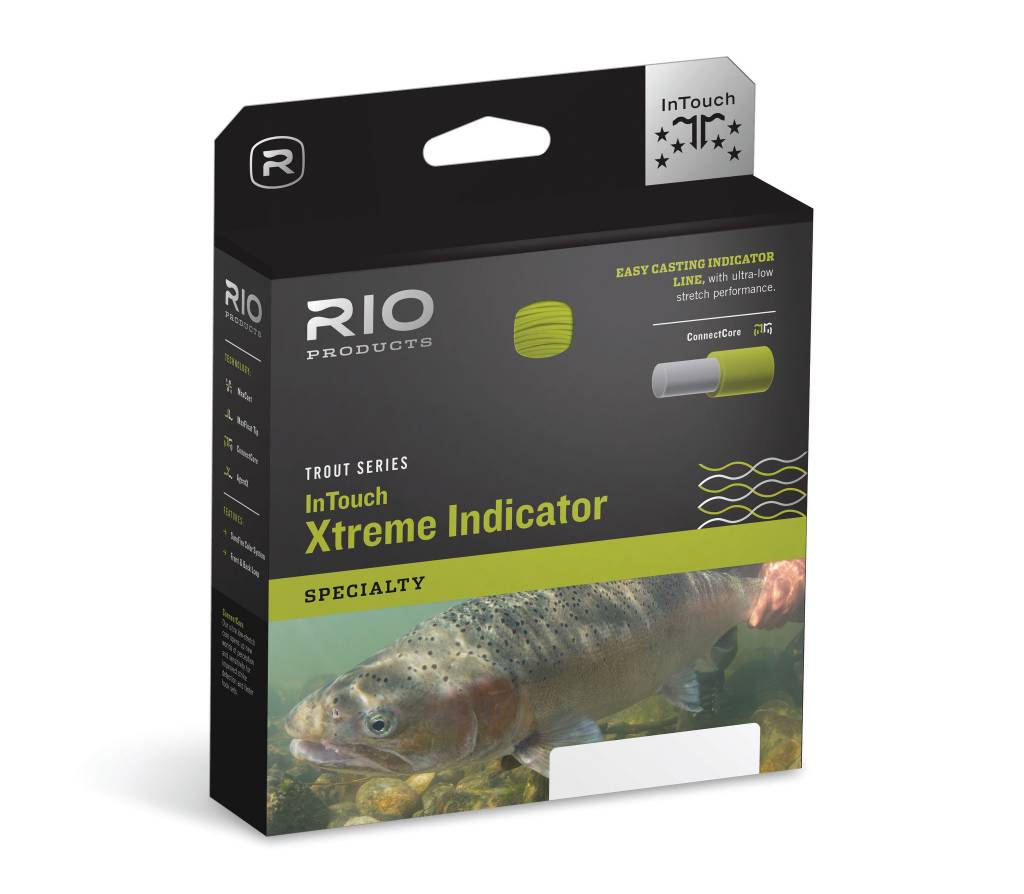 Rio Products Rio InTouch Xtreme Indicator Fly Line,
