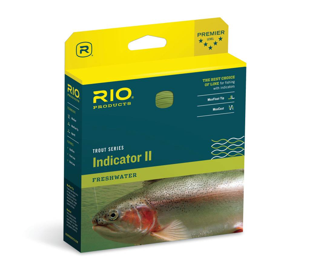 Rio Products Rio Indicator II Fly Line,