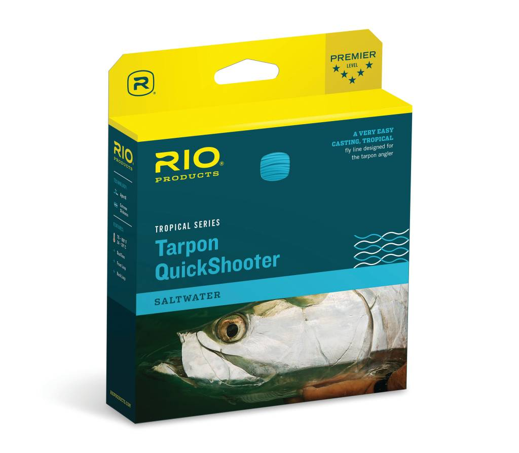 Rio Products Rio Tarpon Quickshooter,