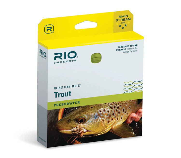 Rio Products Rio Mainstream Trout,