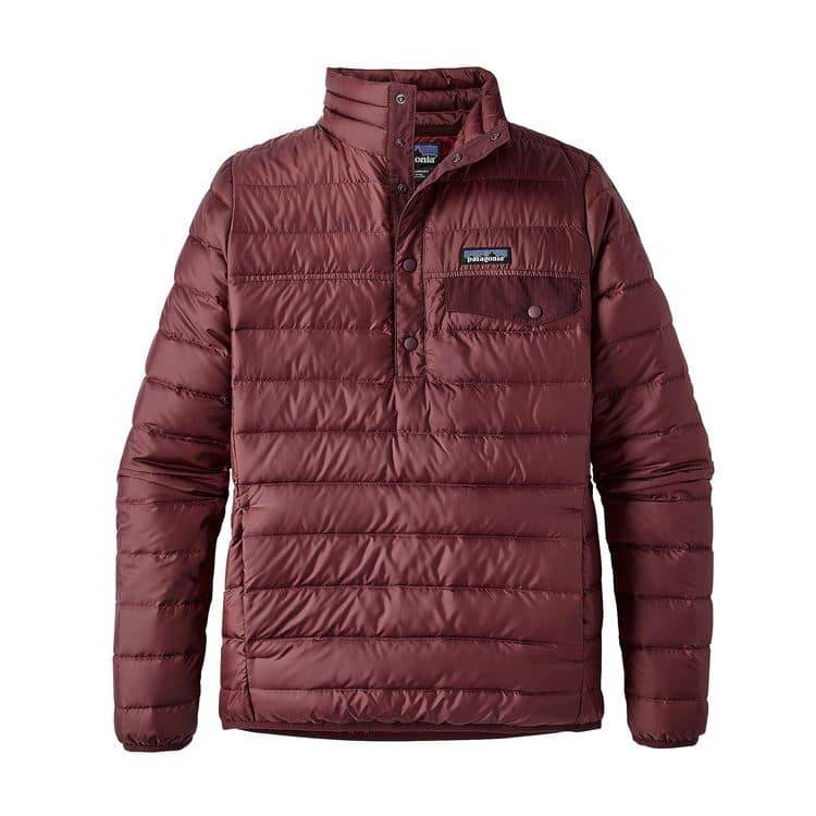 Patagonia Patagonia W's Down Snap-T Pullover,