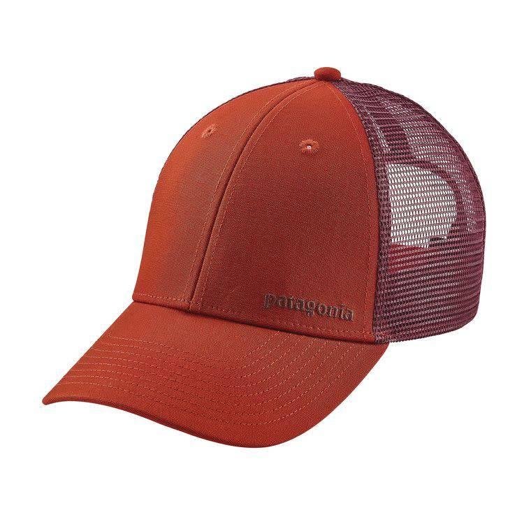 Patagonia Patagonia Small Text Logo LoPro Trucker Hat,