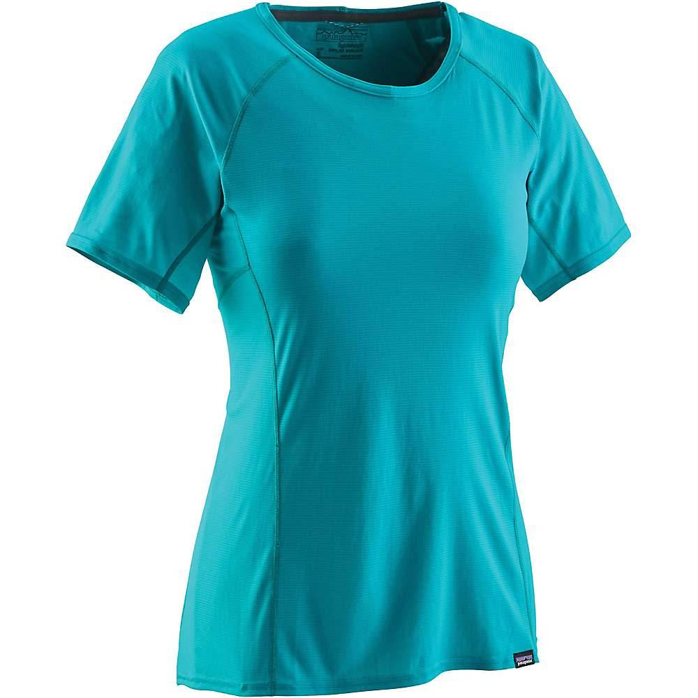 Patagonia Patagonia W's Cap Daily T-Shirt, Logo,