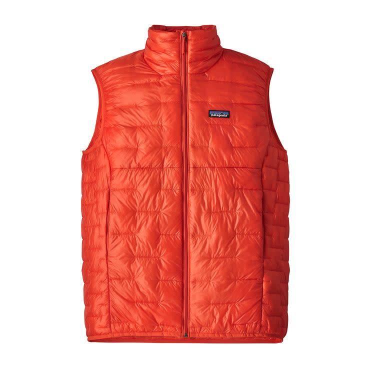 Patagonia Patagonia M's Micro Puff Vest,