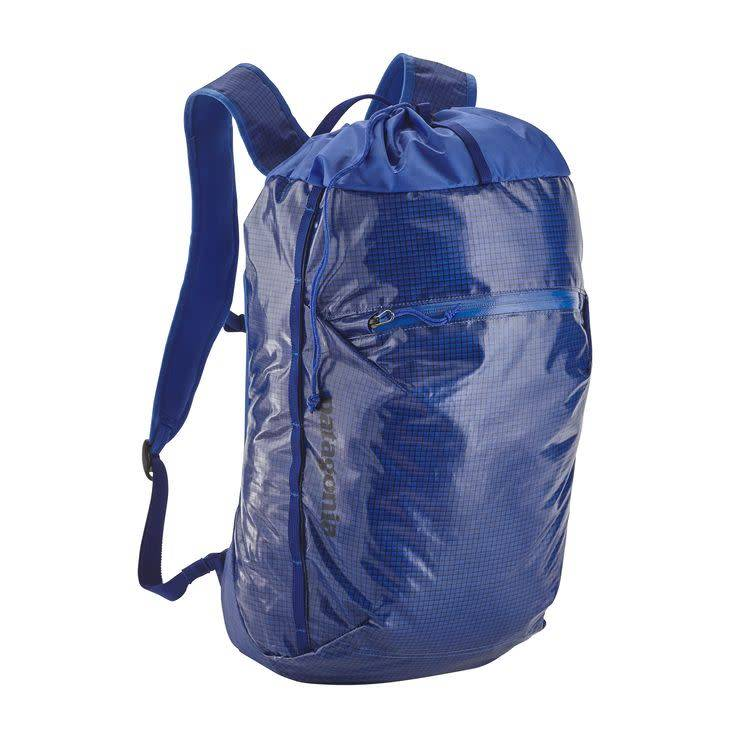 Patagonia LW Black Hole Cinch Pack 20L Imperial Blue ALL