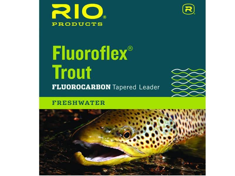 Rio Products Rio Fluoroflex Leader 9'