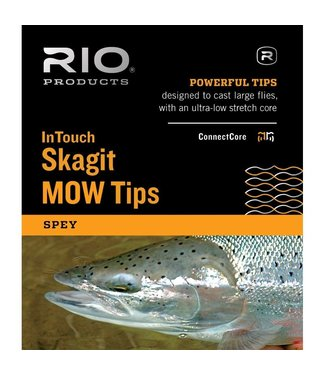 Rio Products Rio Intouch Skagit MOW Tips Kit,