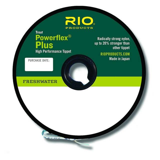Rio Products Rio Powerflex Plus Tippet Spool,