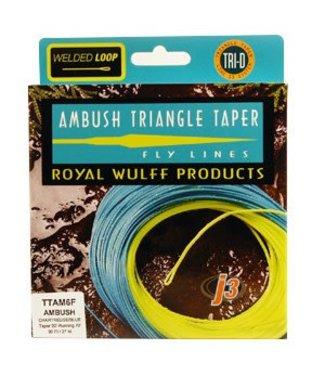 Royal Wulff Ambush,