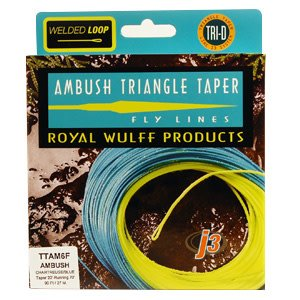 Royal Wulff Fly Lines Royal Wulff Ambush,
