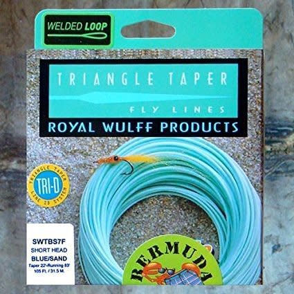 Royal Wulff Fly Lines Royal Wulff Bermuda Shorts,