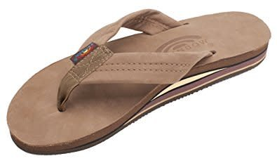 Rainbow Sandals Rainbow Sandals Women's Double Layer Premier Leather with Arch Support,