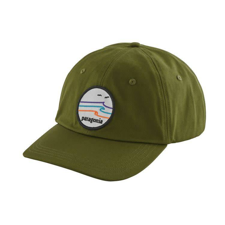 Patagonia Patagonia Tide Ride Trad Cap Sprouted Green ALL