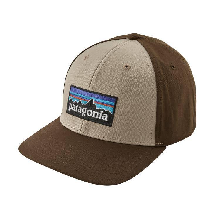 Patagonia Patagonia P-6 Logo Roger That Hat El Cap Khaki ALL