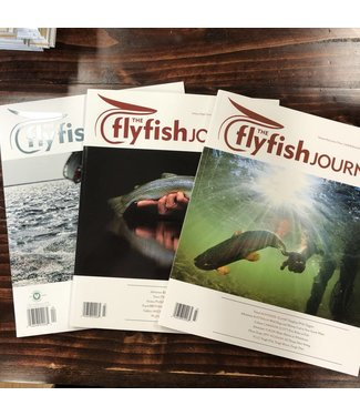 Fly Fish Journal The Fly Fishing Journal Magazine - 3 Pack