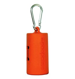 Metro Paws The PoopCase Bag Dispenser Orange